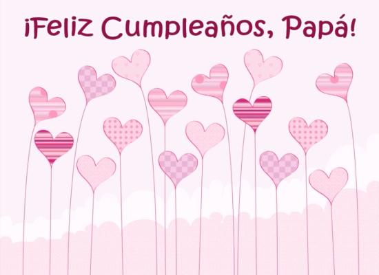 ¡Feliz Cumpleaños Papá!