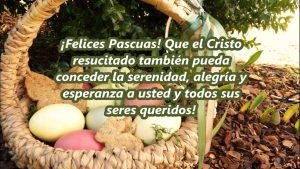 palabras de pascua de resurrección
