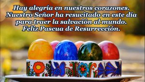 frases de pascua de resurrección