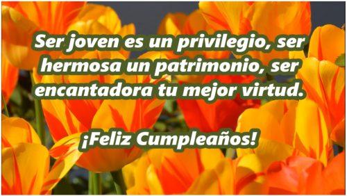 ¡Feliz Cumpleaños Sobrina!