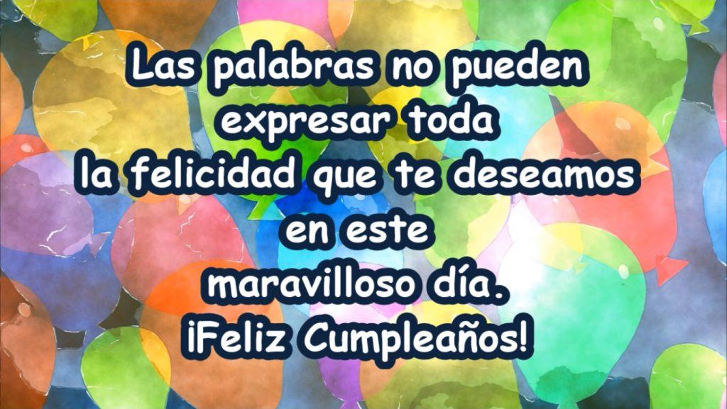 ¡Feliz Cumpleaños Amigo!