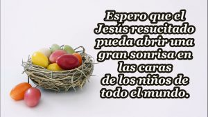 deseos de pascua de resurrección