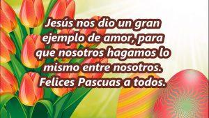textos de pascua de resurrección