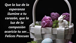 de frases para felicitar la pascua de resurrección