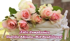 Felicitaciones de cumpleaños originales para mi ahijada querida