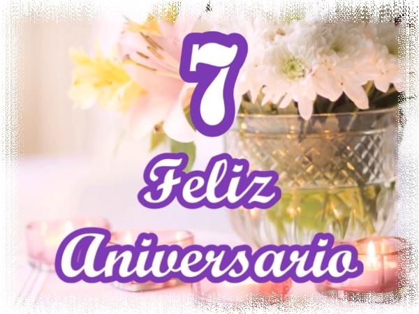 Frases De Aniversario De Casados: Felicitaciones Por Los 7 Años De Matrimonio ¡Felices Siete