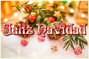 Imagen Feliz Navidad para compartir en las redes sociales