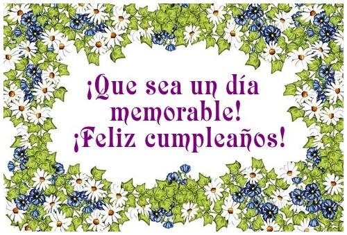 Tarjeta De Cumpleaños Formales 4 Imágenes Y Frases Bonitas