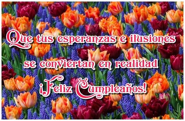 Imagen de Feliz Cumpleaños colorida