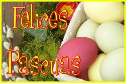 Tarjetas virtuales de Felices Pascuas (1)