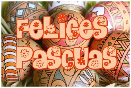Tarjetas virtuales de Felices Pascuas (2)