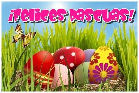 Tarjetas virtuales de Felices Pascuas (3)
