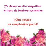 IMAGEN DE CUMPLEAÑOS BONITA CON FLORES (9)