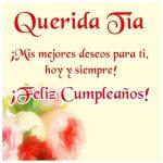 ¡Feliz Cumpleaños, Tía! | Imágenes Para descargar y enviar gratis