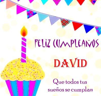 Feliz cumpleanos hermano david