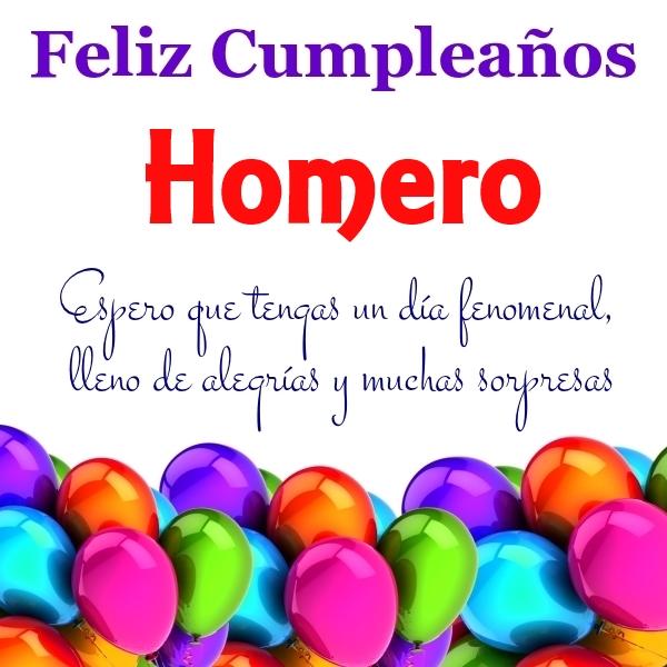 Feliz Cumpleaños Homero (1)