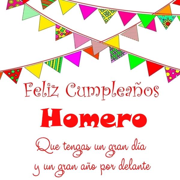 Feliz Cumpleaños Homero (2)