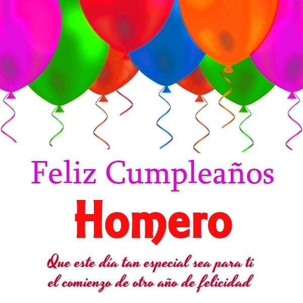 Feliz Cumpleaños Homero (3)