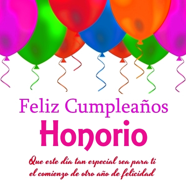 Feliz Cumpleaños Honorio (3)