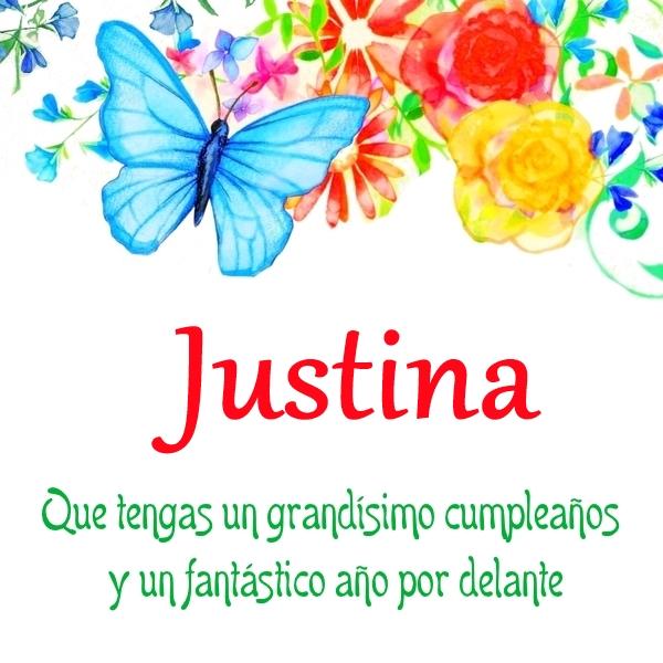 Feliz Cumpleaños Justina (1)