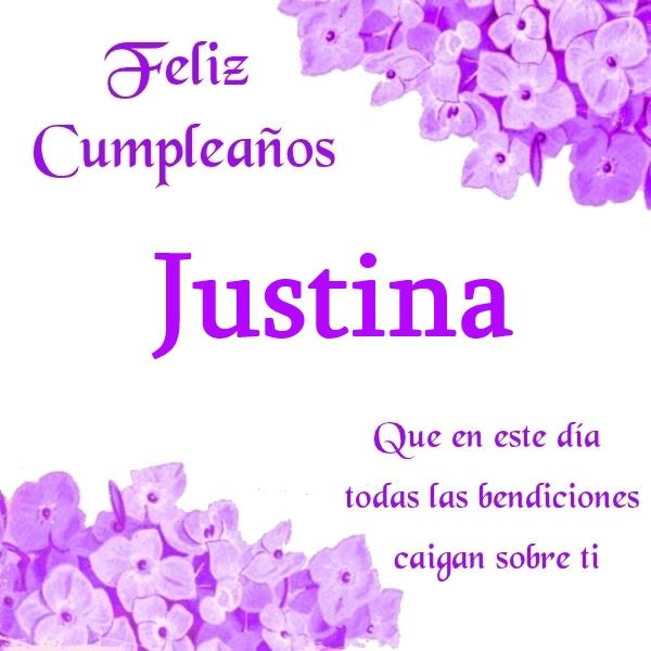 Feliz Cumpleaños Justina (3)