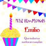 ¡Feliz Cumpleaños, Emilio! | Imágenes gratis
