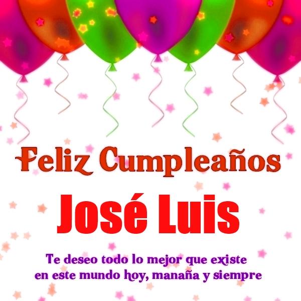 Imágenes de cumpleaños con nombre José Luis (4)
