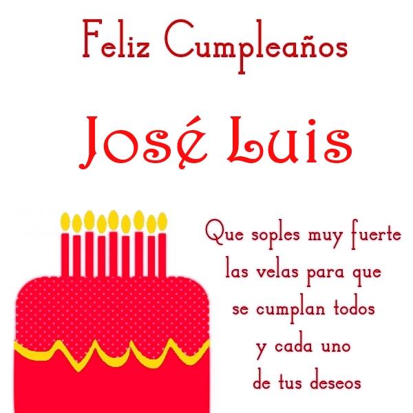 Imágenes de cumpleaños con nombre José Luis (6)