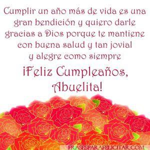 Imágenes de Cumpleaños para una Abuela (14)