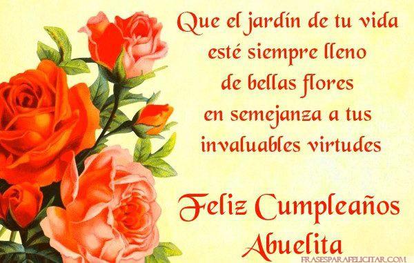 Imágenes de Cumpleaños para una Abuela (9)