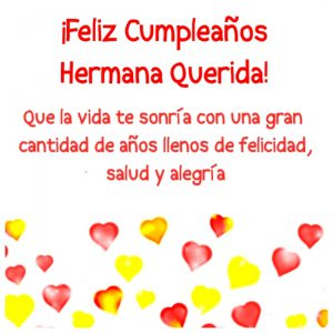 Imágenes de Feliz Cumpleaños Hermana para Descargar (5)