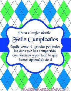 Imágenes de cumpleaños para abuelos con frases (4)