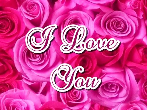 Te Amo Imágenes en Inglés con Flores (7)