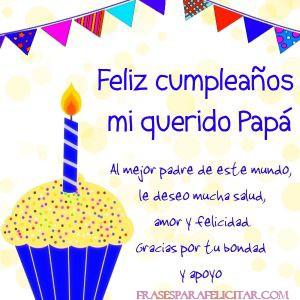 Imágenes de cumpleaños para papá con frases (1)